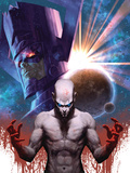 Son of Hulk No.16 Cover: Hiro-Kala and Galactus Posters