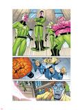Marvel Knights 4 No.23 Group: Impossible Man Plastic Sign by Mizuki Sakakibara