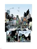 She Hulk No.5 Cover: She-Hulk and Two-Gun Kid Plastic Sign by Juan Bobillo
