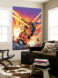 Iron Man 258.4 Cover: Iron Man, War Machine Wall Mural by Dave Ross