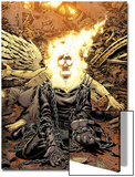 Ghost Rider No.18 Cover: Ghost Rider Prints by Tony Moore