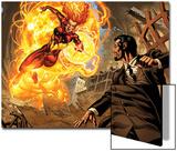 Iron Man 20 Firgure: Stark, Tony, Red Peril Posters by Joe Bennett