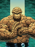 The Thing No.1 Cover: Thing Plastic Sign by Andrea Di Vito