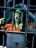 She-Hulk No.28 Cover: She-Hulk Wall Decal by Greg Land