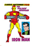 Tales Of Suspense No.61: Iron Man, Stark and Tony Plastic Sign by Don Heck