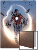 Iron Man Legacy No.8: Tony Stark Walking Poster by Steve Kurth