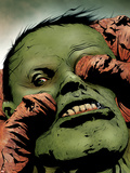 Hulk & Thing: Hard Knocks Cover: Hulk and Thing Plastic Sign by Jae Lee