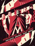 Iron Man Legacy No.11 Cover: Dr. Strange, Mr. Fantastic, Namor, Professor X, and Black Bolt Prints by Juan Doe