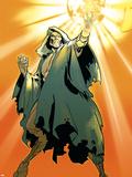 Ultimate Fantastic Four No.12 Cover: Dr. Doom Plastic Sign by Stuart Immonen