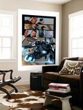 Iron Man 20 Figure: War Machine, Stark, Tony Wall Mural by Joe Bennett