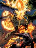 Incredible Hulks No.618: Dr. Strange Fighting Plastic Sign by Paul Pelletier