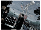 Fallen Son: The Death Of Captain AmericaNo.5 Group: Thing Prints by John Cassaday