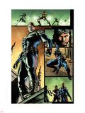 Hulk No.43: Steve Rogers Plastic Sign by Patrick Zircher