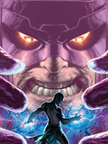 Son of Hulk No.17 Cover: Galactus Prints