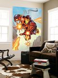 Iron Man 258.1 Cover: Iron Man Wall Mural by Dave Ross