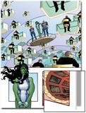 She-Hulk No.3 Cover: She-Hulk Prints by Juan Bobillo