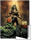 Hulk No.18 Cover: Doc Samson, Hulk and Rulk Prints by Whilce Portacio