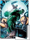Incredible Hulk No.86 Cover: Hulk Posters by Andy Brase