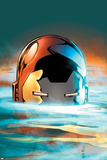 Iron Man 258.2 Cover: Iron Man Wall Decal by Dave Ross