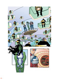 She-Hulk No.3 Cover: She-Hulk Wall Decal by Juan Bobillo