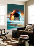 Iron Man 258.2 Cover: Iron Man Wall Mural by Dave Ross