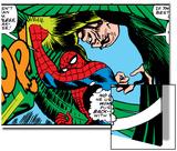 Marvel Comics Retro: The Amazing Spider-Man Comic Panel, the Vulture, Thop! Prints