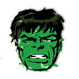 Marvel Comics Retro: The Incredible Hulk Wall Decal