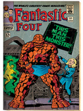 Marvel Comics Retro: Fantastic Four Family Comic Book Cover No.51 (aged) Posters