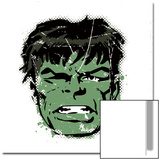 Marvel Comics Retro: The Incredible Hulk (aged) Art
