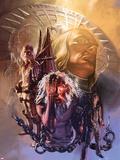 S.H.I.E.L.D. No.6 Cover: Leonid Plastic Sign by Gerald Parel