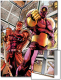 Hawkeye: Blind Spot No.1: Baron Zemo Prints by Paco Diaz