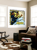 Marvel Comics Retro: Luke Cage, Hero for Hire Comic Panel Wall Mural