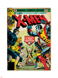 Marvel Comics Retro: The X-Men Comic Book Cover No.100, Professor X (aged) Plastic Sign