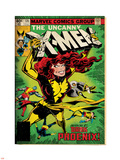Marvel Comics Retro: The X-Men Comic Book Cover No.135, Phoenix (aged) Wall Decal