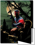 The Twelve No.2 Cover: Captain Wonder Poster by Chris Weston