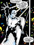 Marvel Comics Retro: Silver Surfer Comic Panel Posters
