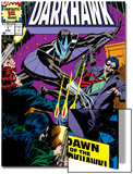 War Of Kings: Darkhawk No.1 Cover: Darkhawk Art by Mike Manley
