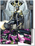 Secret Invasion: War Of Kings No.1 Cover: Black Bolt Posters by Brandon Peterson
