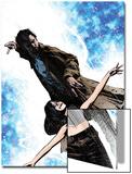 Strange 4 Cover: Dr. Strange Art by Tomm Coker