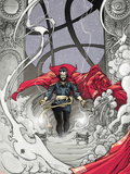 Doctor Strange: From the Marvel Vault No.1 Cover: Dr. Strange Wall Decal by Mario Alberti