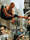 Marvels: Eye Of The Camera No.2 Cover: Spider-Man Plastic Sign by Jay Anacleto