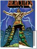 Hercules No.1 Cover: Hercules Art by Mark Texeira