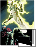 Thunderbolts No.170: Ghost Flying Prints by Kev Walker