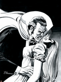 Stokers Dracula No.3 Cover: Dracula Wall Decal by Dick Giordano