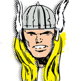 Marvel Comics Retro: The Mighty Thor Wall Decal