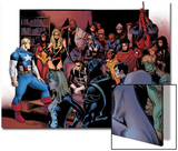 Siege No.2 Group: Captain America Prints by Olivier Coipel