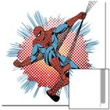Marvel Comics Retro: Spider-Man (aged) Prints