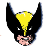 Marvel Comics Retro: Wolverine Wall Decal