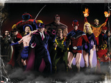 The Twelve No.1 Cover: Captain Wonder Wall Decal by Kaare Andrews