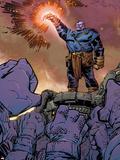 Thanos No.9 Cover: Thanos Wall Decal by Keith Giffen